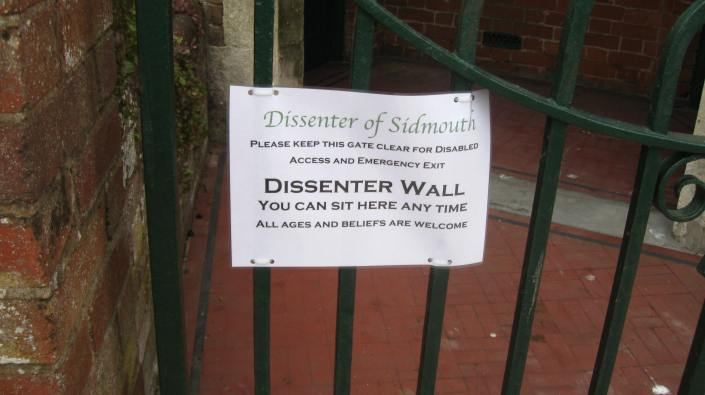 Dissenter of Sidmouth