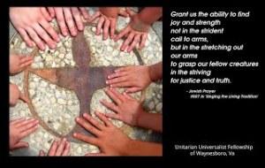 UU Jewish Prayer