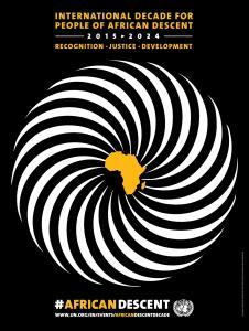 un_africandescent_posteren