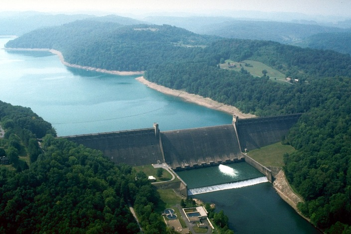 Tygart River Lake and Dam