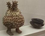 """Figural vessels"", 500 BCE-400 CE"